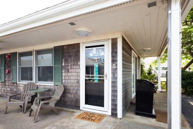953 Commercial Street U5, Provincetown, MA 02657 (MLS #72364423) :: Vanguard Realty
