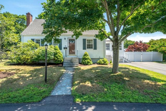 166 Levin Rd, Rockland, MA 02370 (MLS #72364577) :: Keller Williams Realty Showcase Properties