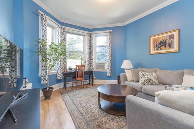 65 Park Drive #2, Boston, MA 02215 (MLS #72364596) :: ALANTE Real Estate