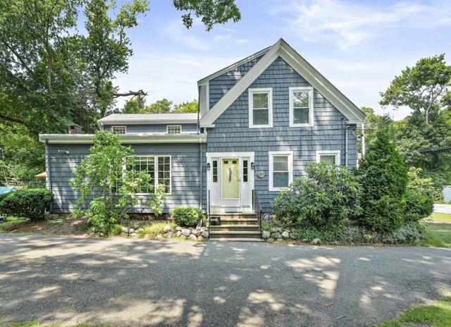 337 High St, Bridgewater, MA 02324 (MLS #72364654) :: ALANTE Real Estate
