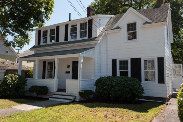 27 Oak Street, Milton, MA 02186 (MLS #72364671) :: ALANTE Real Estate