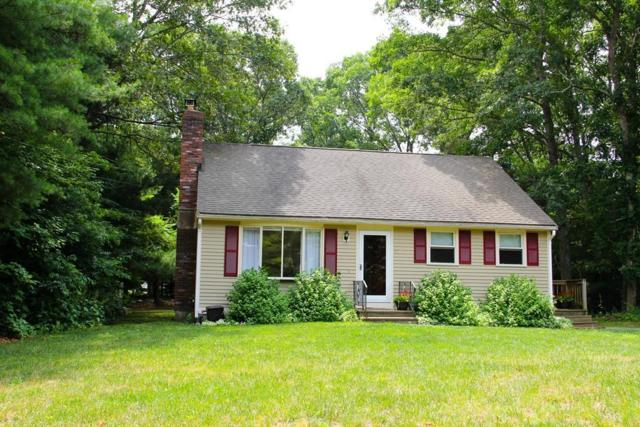 51 Davids Way, Taunton, MA 02718 (MLS #72364680) :: The Muncey Group