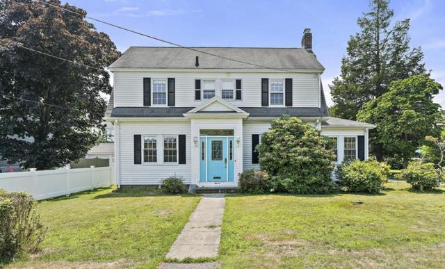11 Fullers Ln, Milton, MA 02186 (MLS #72364752) :: ALANTE Real Estate