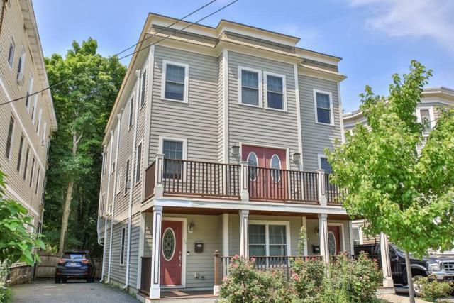 75 Seymour St B, Boston, MA 02131 (MLS #72364820) :: Westcott Properties