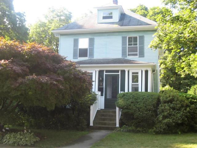 28 Warren Ave, Mansfield, MA 02048 (MLS #72364837) :: ALANTE Real Estate