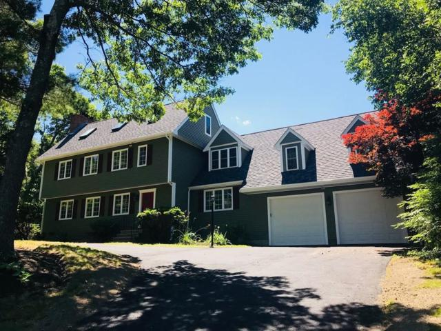 59 Carroll Dr, Foxboro, MA 02035 (MLS #72364883) :: ALANTE Real Estate