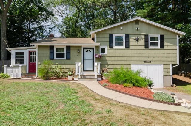 295 Pond Street, Rockland, MA 02370 (MLS #72364930) :: Keller Williams Realty Showcase Properties