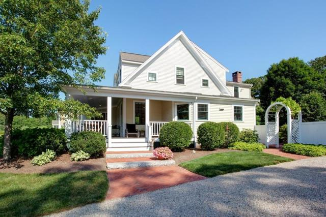 14 Seneca Lane, Sandwich, MA 02563 (MLS #72364938) :: ALANTE Real Estate