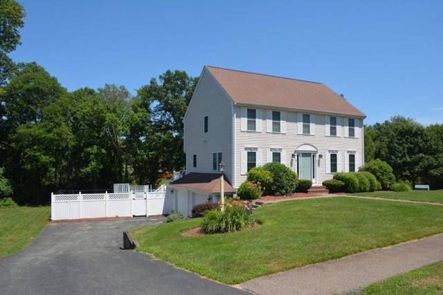 9 Meier Farm, Whitman, MA 02382 (MLS #72365124) :: Keller Williams Realty Showcase Properties