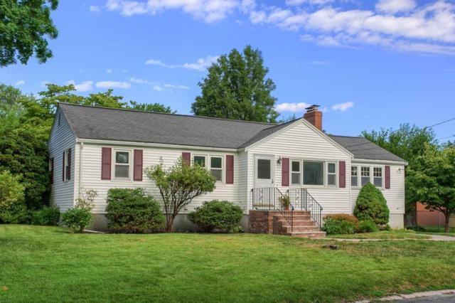 12 Carson Road, Woburn, MA 01801 (MLS #72365145) :: Exit Realty