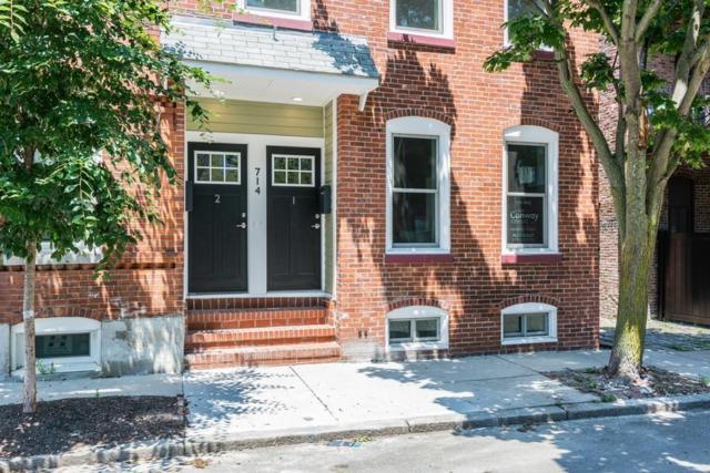 714 East 5th #1, Boston, MA 02127 (MLS #72365171) :: Goodrich Residential