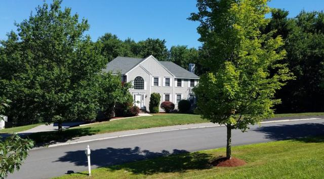 34 Rosemont Dr, North Andover, MA 01845 (MLS #72365218) :: Exit Realty
