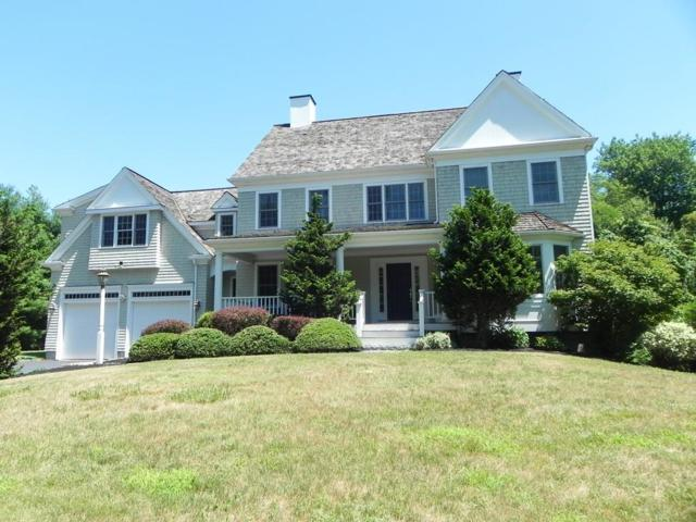 8 Northey Farm Rd, Scituate, MA 02066 (MLS #72365297) :: Keller Williams Realty Showcase Properties