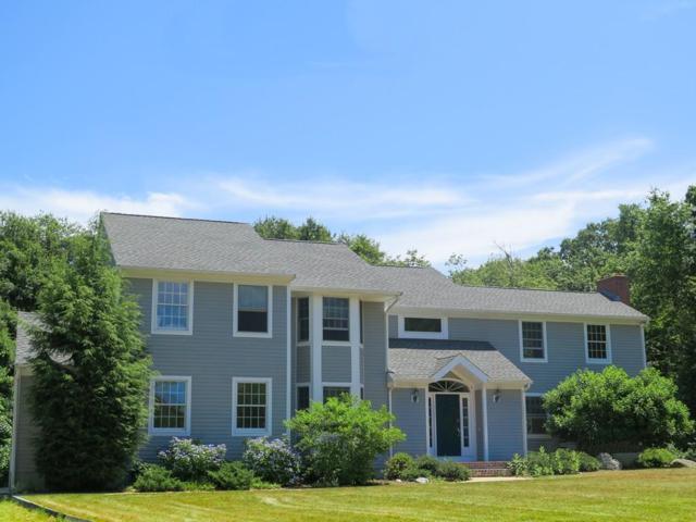 12 Smithfield Pl, Dartmouth, MA 02748 (MLS #72365315) :: Cobblestone Realty LLC