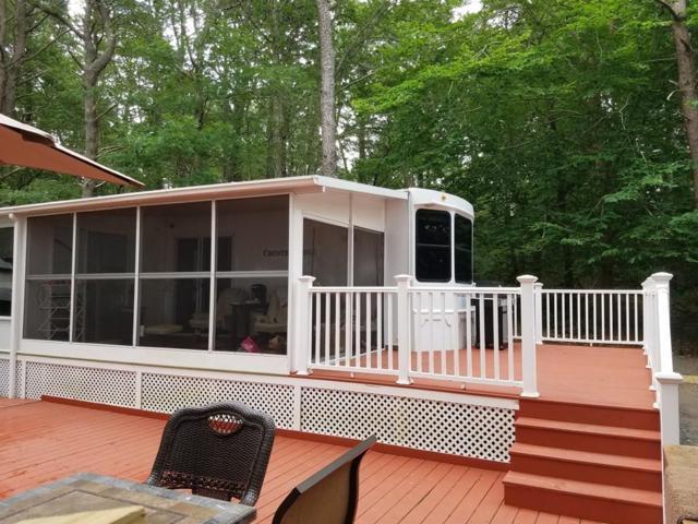 185 Cotuit Hill 9, Sandwich, MA 02563 (MLS #72365340) :: ALANTE Real Estate