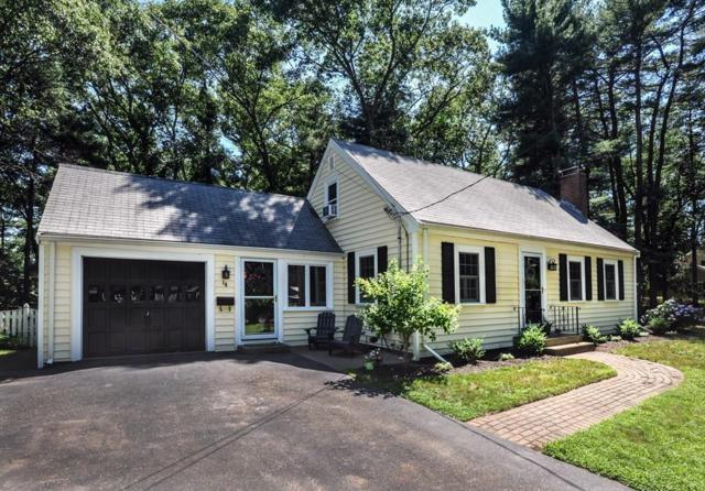 16 Independence Lane, Hingham, MA 02043 (MLS #72365350) :: Keller Williams Realty Showcase Properties