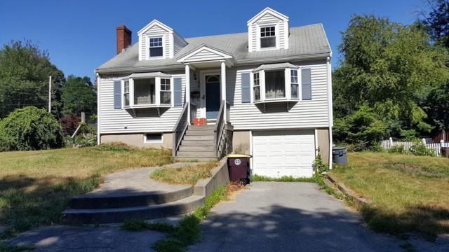 77 Roseen Ave, Weymouth, MA 02188 (MLS #72365363) :: Keller Williams Realty Showcase Properties