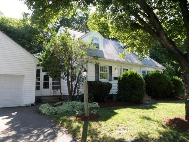 219 Cain Ave, Braintree, MA 02184 (MLS #72365368) :: Keller Williams Realty Showcase Properties