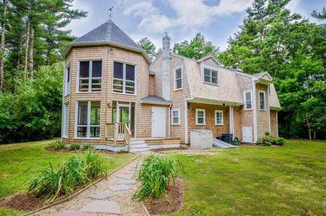 544 Point Road, Marion, MA 02738 (MLS #72365457) :: Exit Realty