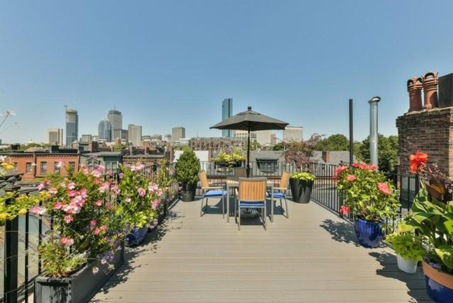 266 Shawmut Ave #4, Boston, MA 02118 (MLS #72365488) :: Goodrich Residential