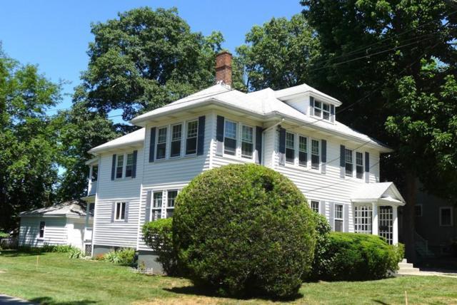 21-23 Salisbury Rd, Newton, MA 02458 (MLS #72365581) :: ALANTE Real Estate