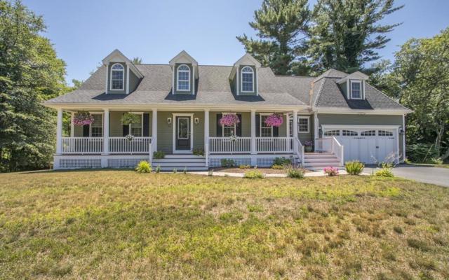 25 Bob White Ln, Bridgewater, MA 02324 (MLS #72365617) :: ALANTE Real Estate