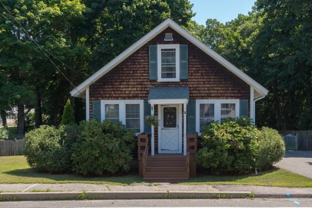 77 Pleasant Street, Rockland, MA 02370 (MLS #72365638) :: Keller Williams Realty Showcase Properties