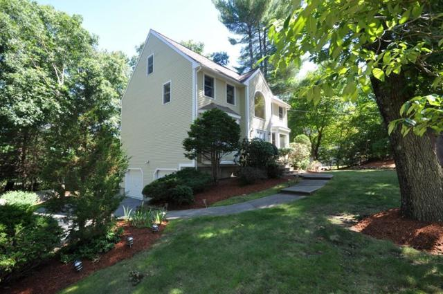 110 Old Burlington Road, Bedford, MA 01730 (MLS #72365650) :: Westcott Properties