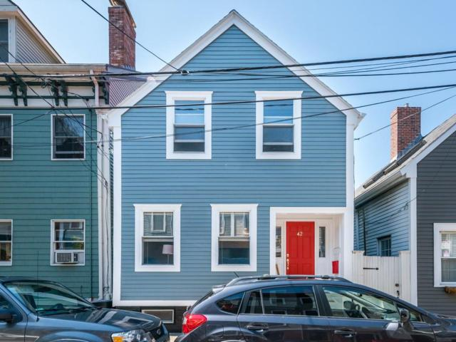 42 Russell, Boston, MA 02129 (MLS #72365672) :: Goodrich Residential