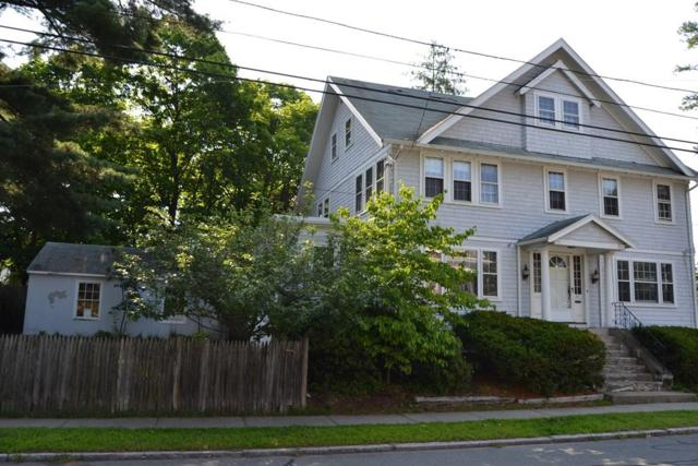 35 West Elm Ave., Quincy, MA 02170 (MLS #72365707) :: Cobblestone Realty LLC