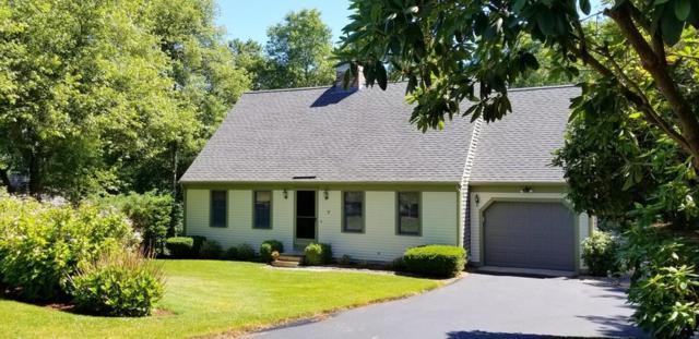 7 Sandy Way, Mashpee, MA 02649 (MLS #72365751) :: ALANTE Real Estate