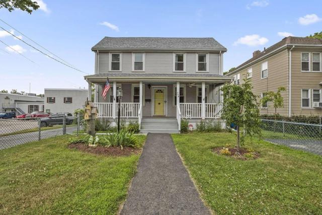 549 Commercial St, Braintree, MA 02184 (MLS #72365754) :: Keller Williams Realty Showcase Properties