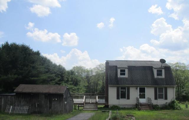21 Intervale Rd, Dudley, MA 01571 (MLS #72365804) :: Westcott Properties