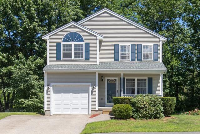 38 Danielle Dr, Haverhill, MA 01832 (MLS #72365822) :: Exit Realty