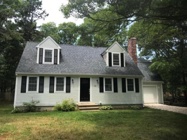 22 Black Watch Way, Mashpee, MA 02649 (MLS #72365852) :: ALANTE Real Estate
