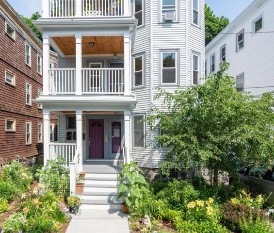 21 Dudley Street #2, Cambridge, MA 02140 (MLS #72365864) :: ALANTE Real Estate