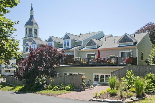 214 Atlantic Ave #4, Hull, MA 02045 (MLS #72366038) :: ALANTE Real Estate