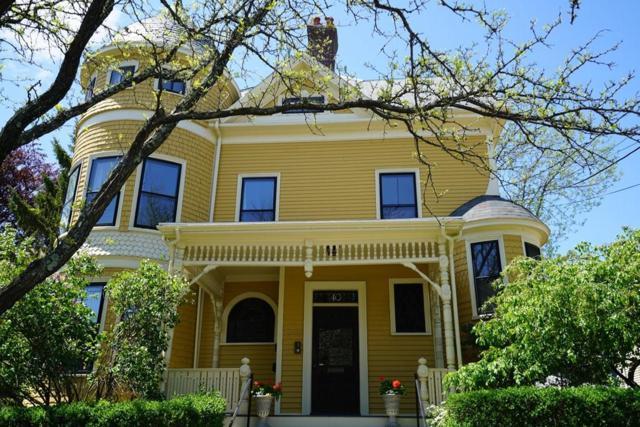 40 Dartmouth St #1, Somerville, MA 02145 (MLS #72366094) :: Cobblestone Realty LLC
