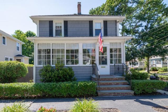 16 Randlett St, Quincy, MA 02170 (MLS #72366105) :: Keller Williams Realty Showcase Properties