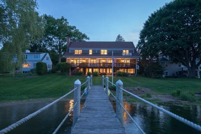 5 Riverside Drive, Barrington, RI 02806 (MLS #72366145) :: ALANTE Real Estate