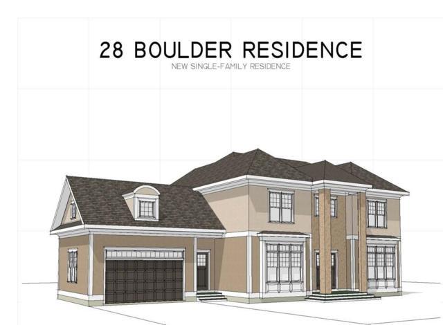 28 Boulder Rd, Newton, MA 02459 (MLS #72366153) :: The Muncey Group