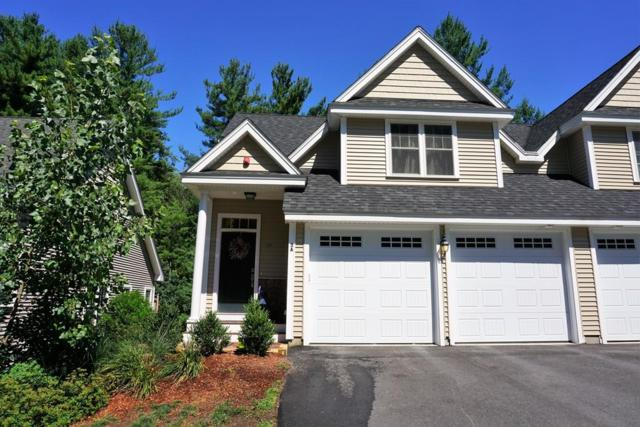 3 Trail Ridge Way 3A, Harvard, MA 01451 (MLS #72366201) :: Exit Realty