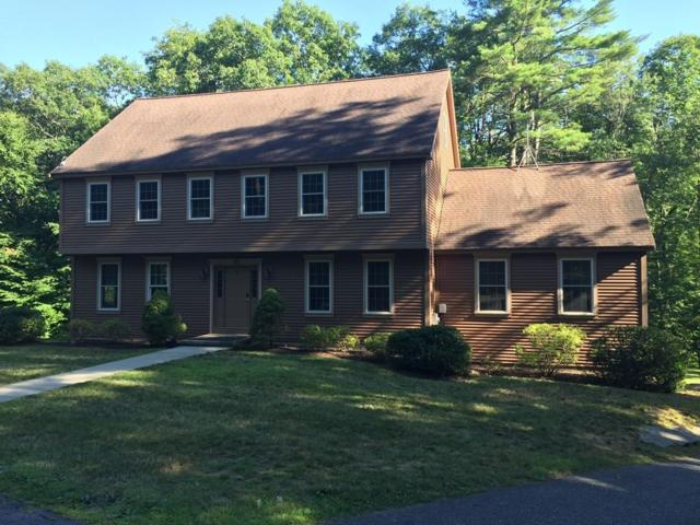195 Hubbardston Rd., Princeton, MA 01541 (MLS #72366220) :: Hergenrother Realty Group