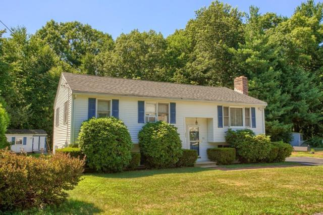 111 Birchcroft Rd, Leominster, MA 01453 (MLS #72366262) :: Keller Williams Realty Showcase Properties