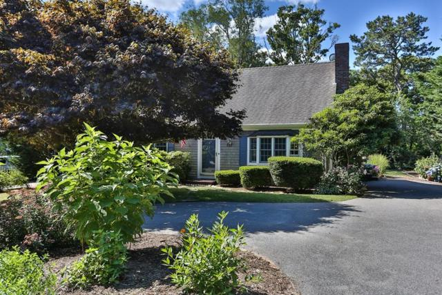 753 Queen Anne Rd, Harwich, MA 02645 (MLS #72366290) :: ALANTE Real Estate