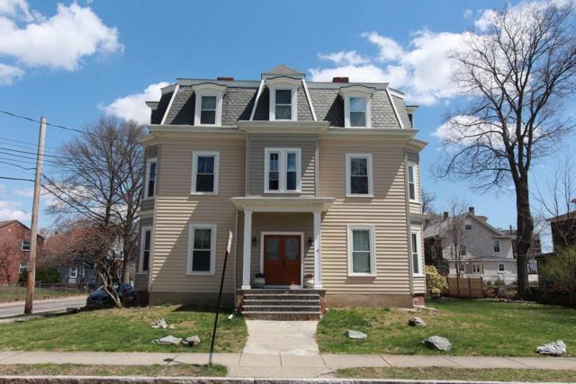 4 Hovey St, Newton, MA 02458 (MLS #72366364) :: ALANTE Real Estate