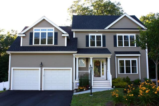 Lot 73R Brookmeadow Lane #6, Grafton, MA 01560 (MLS #72366394) :: Vanguard Realty