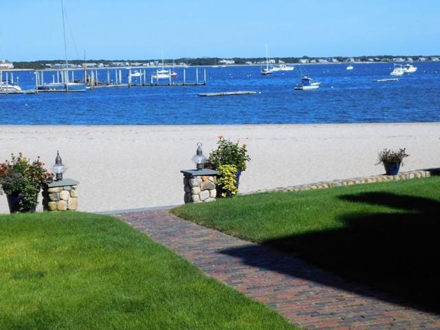 500 Ocean St #106, Barnstable, MA 02601 (MLS #72366487) :: Westcott Properties