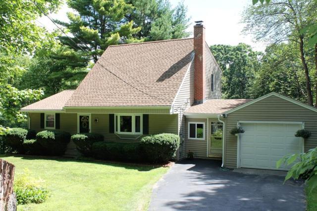164 Reagan Road, Granville, MA 01034 (MLS #72366727) :: NRG Real Estate Services, Inc.