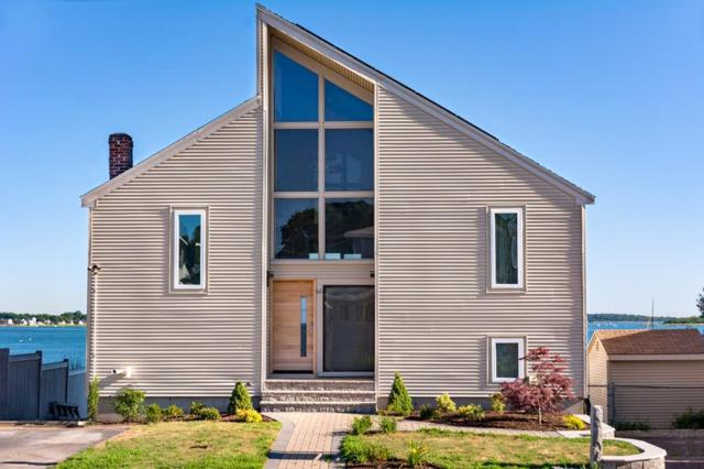 60 Ocean Avenue, Weymouth, MA 02191 (MLS #72366890) :: Vanguard Realty
